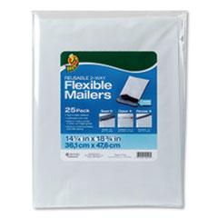 DUC 286340 Duck Reusable 2-Way Flexible Mailers DUC286340