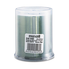 MAX 648710 Maxell CD-R Printable Recordable Disc MAX648710
