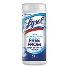 RAC 99117EA LYSOL Brand Daily Cleansing Wipes RAC99117EA