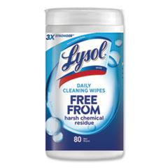 RAC 99118EA LYSOL Brand Daily Cleansing Wipes RAC99118EA
