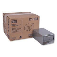 TRK 17CBS Tork Masterfold Napkin Dispenser TRK17CBS