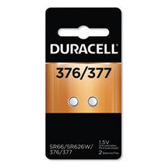 DUR D377B2PK Duracell Button Cell Battery DURD377B2PK