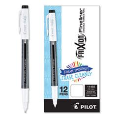PIL 11485 Pilot FriXion Fineliner Erasable Marker Pen PIL11485