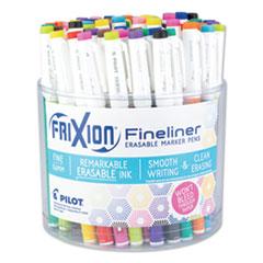 PIL 12317 Pilot FriXion Fineliner Erasable Marker Pen PIL12317