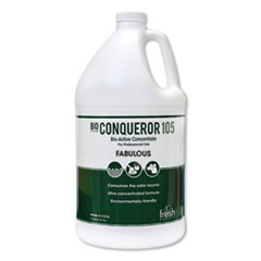 FRS 1BWBLAV Fresh Products Bio Conqueror 105 Enzymatic Odor Counteractant Concentrate FRS1BWBLAV