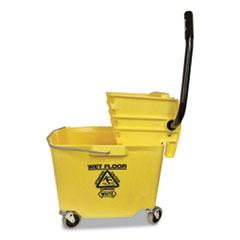 IMP 6Y26353Y Impact Side-Press Squeeze Wringer/Plastic Bucket Combo IMP6Y26353Y