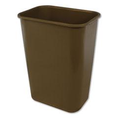 IMP 7703BEI Impact Soft-Sided Wastebasket IMP7703BEI