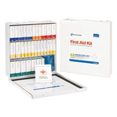FAO 90570 First Aid Only Unitized ANSI 2015 Compliant First Aid Kit FAO90570