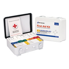 FAO 90568 First Aid Only Unitized ANSI 2015 Compliant First Aid Kit FAO90568