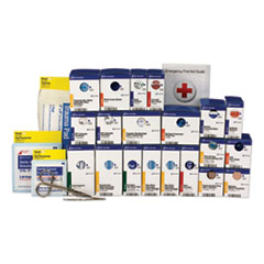 FAO 90828 First Aid Only Large ANSI Class A+ SmartCompliance Food Service Refill Pack FAO90828