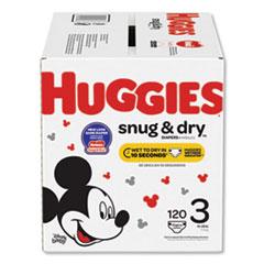 KCC 49896 Huggies Snug & Dry Diapers KCC49896