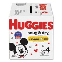 KCC 49897 Huggies Snug & Dry Diapers KCC49897