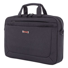 SWZ EXB1009SMCH Swiss Mobility Cadence 2 Section Briefcase SWZEXB1009SMCH