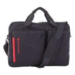 SWZ EXB1020SMBK Swiss Mobility Stride Executive Briefcase SWZEXB1020SMBK