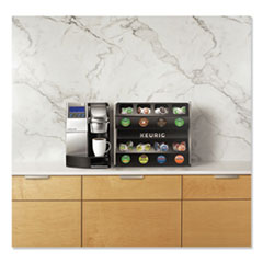 GMT 8012 Keurig K3000 Commercial Brewer with K-Cup Storage Rack GMT8012
