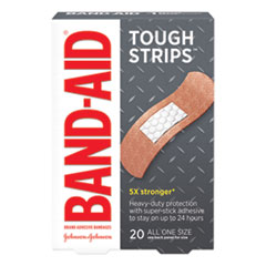 JOJ 4408 BAND-AID Flexible Fabric Tough-Strips Adhesive Bandages JOJ4408