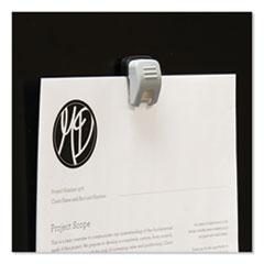 AVT 91172 Advantus Grip-A-Clip Magnetic/Adhesive Clips AVT91172