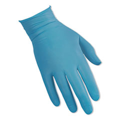 KCC 38521CT KleenGuard G10 Flex Blue Nitrile Gloves KCC38521CT