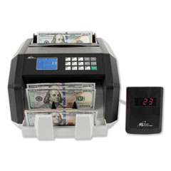 RSI RBCES250 Royal Sovereign Back Load Bill Counter with Value Counting and Counterfeit Detection RSIRBCES250