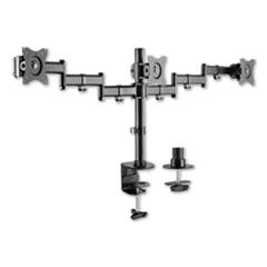 ALE AEMA3B Alera AdaptivErgo Pole-Mounted Monitor Arm ALEAEMA3B