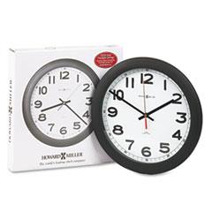 MIL 625320 Howard Miller Norcross Auto Daylight-Savings Wall Clock MIL625320