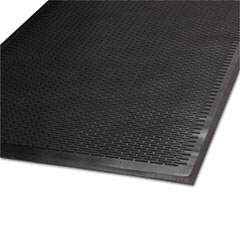 MLL 14030500 Guardian Clean Step Outdoor Rubber Scraper Mat MLL14030500