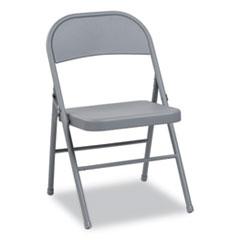 ALE FCMT4G Alera Steel Folding Chair ALEFCMT4G