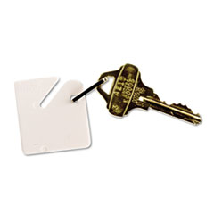 MMF 2013001AA06 SteelMaster Slotted Rack Key Tags MMF2013001AA06
