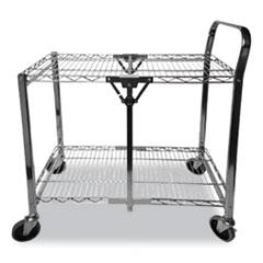 BOS BSACSMBLK Bostitch Stowaway Folding Carts BOSBSACSMBLK