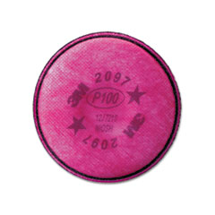 MMM 2097 3M Particulate Filter for Nuisance Level Organic Vapor Relief MMM2097