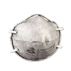 MMM 8247 3M N95 Particulate Respirator 8247 With Nuisance-Level Organic Vapor Relief MMM8247