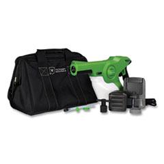 Professional Cordless Electrostatic Handheld Sprayer, Green