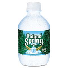 NLE 100705 Poland Spring Bottled Water NLE100705