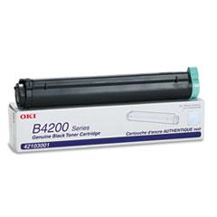 OKI 42103001 Oki 42103001 Toner Cartridge OKI42103001