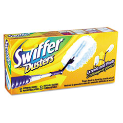 PGC 44750 Swiffer Heavy Duty Dusters with Extendable Handle PGC44750