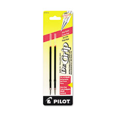PIL 77212 Pilot Refill for Dr. Grip, Dr. Grip Center of Gravity, Dr. Grip Bright, Easytouch Retractable, The Better Retractable, B2P Ball Point and Rex Grip BeGreen Retractable Pens PIL77212