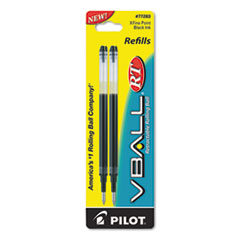 PIL 77283 Pilot Refill for Pilot VBall and VBall RT Rolling Ball Pens PIL77283