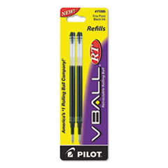 PIL 77285 Pilot Refill for Pilot VBall and VBall RT Rolling Ball Pens PIL77285