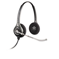 PLN HW261 Plantronics SupraPlus Wideband Professional Headset PLNHW261