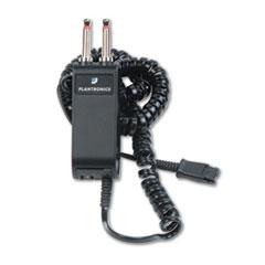 PLN P10 Plantronics Universal Modular Dual-Prong Plug Adapter PLNP10