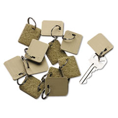PMC 04985 SecurIT Extra Blank Velcro Tags PMC04985