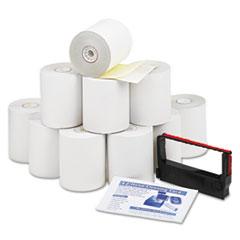 ICX 90771000 Iconex Impact Printing Carbonless Paper Rolls ICX90771000