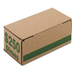 PMC 61010 PM Company Corrugated Coin Storage and Shipping Boxes PMC61010