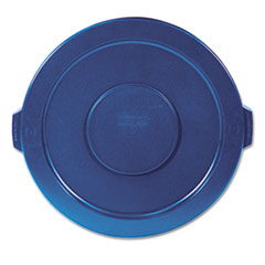 RCP 263100BE Rubbermaid Commercial Round Brute Lid RCP263100BE