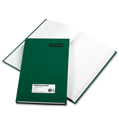 RED 56131 National Emerald Series Account Book RED56131