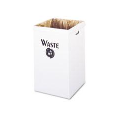SAF 9745 Safco Corrugated Waste Receptacle SAF9745