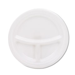 DCC 9CPWQRPK Dart Laminated Foam Dinnerware DCC9CPWQRPK