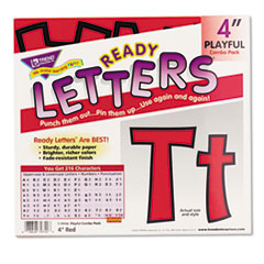 TEP T79742 TREND Ready Letters Playful Combo Set TEPT79742