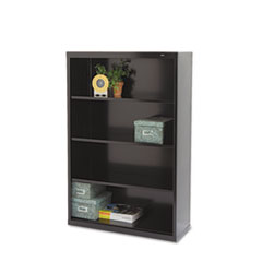TNN B53BK Tennsco Metal Bookcases TNNB53BK