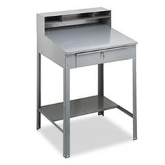 TNN SR57MG Tennsco Open Steel Shop Desk TNNSR57MG